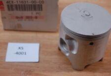 Yamaha YZ125E 4EX-11631-00-C0 PISTON STD Genuine NEU NOS xs4001