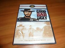 The Good, the Bad and the Ugly (DVD, 2006 Widescreen) Clint Eastwood NEW