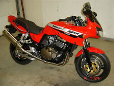 Kawasaki ZRX1200 Stainless Oval Road legal / Race MTC Exhaust