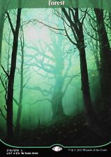Forest FOIL (Full Art) | NM/M | Unstable | Magic MTG