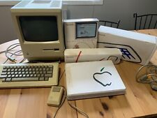 1984 APPLE MACINTOSH 128K Original Packaing! 1st Model MAC M0001 WORKING! RARE!