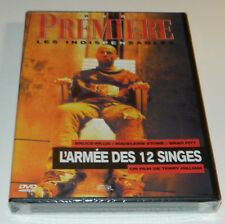 """DVD L'ARMEE DES 12 SINGES """"TERRY GILLIAM"""" BRUCE WILLIS NEUF SOUS BLISTER"""