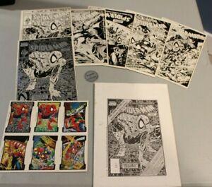 Marvel Comics Amazing Spider-Man 1 Todd McFarlane Keepsake Collection #492/5000