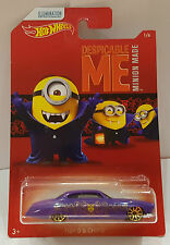 Hot Wheels 2017 MINIONS DESPICABLE ME FISH`D & CHIP`D #1/6 NEU / OVP