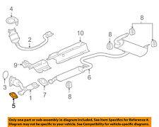 GM OEM Exhaust-Converter & Pipe Gasket 22626929