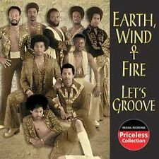 """""""Let's Groove"""" by Earth, Wind & Fire (CD, 2006) New"""