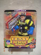 Rescue Heroes Billy Blazes Special FDNY Team 2002