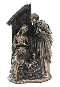 Nativity Scene Religious Statue figurine 29cm (H) Nativity Set Statue