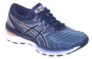 Asics Women's GEL-Nimbus 22 Running Shoe Style 1012A587-401