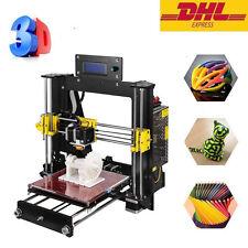 Senza Tasse - CTC DIY stampante Prusa I3 Pro B stampante 3D MK8 LCD ABS PLA WOOD