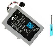 OEM High Capacity Extended Life Battery 3600mAh For Nintendo Wii U Gamepad 3.7V