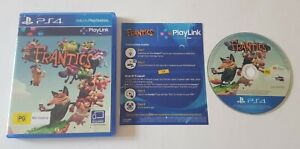 FRANTICS PS4 PLAYSTATION GAME PLAY LINK SMARTPHONE MOBILE PHONE COMPATIBLE GIFT