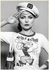2020 Wall Calendar [12 pages A4] BLONDIE DEBBIE HARRY Music Photo Poster 1352