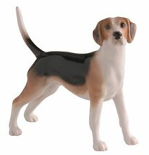 John Beswick Foxhound Dog Animal en Céramique Figurine ornement 12.5 cm JBD71 nouveau