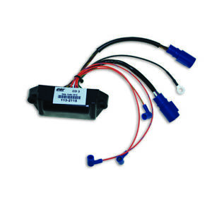Johnson / Evinrude CDI Power pack   3Cyl   60,70,75hp   1986 to 1990 Models