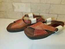 Marni Fussbett Sandals. Size 40 EUR. Made In Italy.