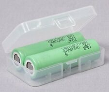 2 PCs Authentic Samsung INR 18650 25R 2500mAh High Drain Flat Top Battery