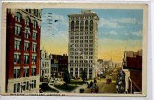 (Ga9585-477) Main Street looking East, Lexington, Kentucky, USA 1926 G-VG