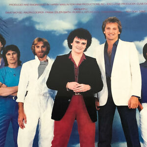 Air Supply The One That You Love Record AL 9551 Arista 1981 Original Song Lyrics