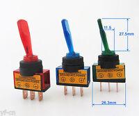 Carling Red On//Off Rocker Switch 10A-250 VAC 16A-125 Vac TSC