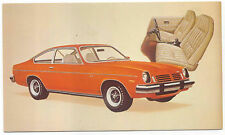 Chevrolet Vega GT Hatchback Coupe 1974 US issued Postcard