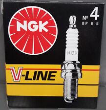 *4 x  BP6E NGK V-Line 4  Zündkerzen  5637, VL4, Mitsubishi, VW, Lada, Subaru #