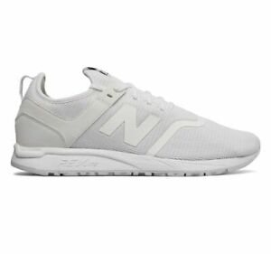 New Balance Men's MRL247DD  Decon Sneaker White Size 9