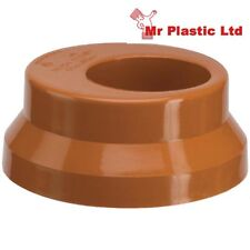 Polypipe 68mm Rainwater Downpipe to 110mm Drain, Underground Adaptor UG254