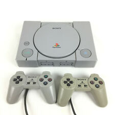 Console Sony PS1 Fat Playstation 1 Slim + 2 Manette + Alimentation (SCPH-5502)