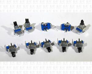 SH 20000 Ohm PC Mount Pot Potentiometer SHB20K Lot Of 10