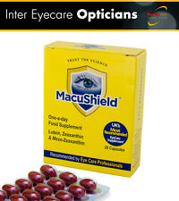 **MacuShield Eye Supplement 30 DAY SUPPLY (1 MONTH)!**