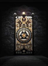 """*Formartti* Luxury Premium Aluminum Case for iPhone 6 6s 4.7"""" - Dragon Black"""