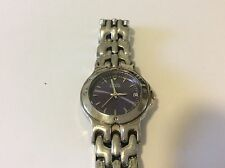 ladies guess water pro watch Blue Face Date New Battery