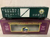 ✅MTH PREMIER ASHLEY DREW NORTHERN 50' MODERN BOXCAR!