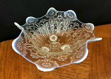 Bowl Clear Opalescent Glassware for sale | eBay