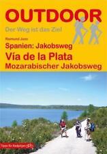 Spanien: Jakobsweg Vía de la Plata von Raimund Joos (2017, Taschenbuch)