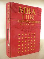 día 10- the MBA un paso a paso guía mastering the habilidades Business Escuelas