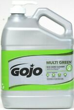 One Gojo 1 Gal Multi Green Quickly Remove Oil Grease Paint Tar Eco Hand Cleaner