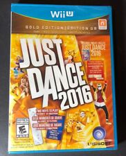 Just Dance 2016 [ GOLD Edition ] (Wii U) NEW
