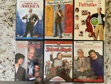 Lot of 6 Comedy Dvds Movies Napolean Coming to America Doubtfire School of Rock