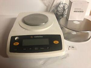 sartorius entris 323i-1S balance scale with internal calibration 320Gx1mg