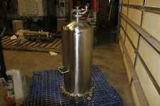 "Mks 12R30 12"" x 30"" Stainless Steel Pressure Vessel / Filter Housing"