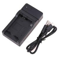 DC 5V USB Battery Charger Adapter + Micro USB Cable for Sony NP-FW50 Fits Alpha