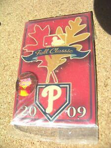 2009 Philadelphia Phillies Fall Classic magnet World Series NY WS