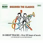Various Artists - Discover the Classics( Naxos 2 CD& 60 Page booklet)