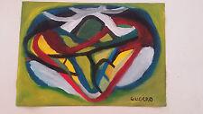 Peinture abstrait contemporaine moderne