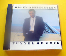"CD "" BRUCE SPRINGSTEEN - TUNNEL OF LOVE "" 12 SONGS (VALENTINE'S DAY)"
