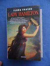 FLORA FRASER-LADY HAMILTON-PRIMA EDIZIONE 1989