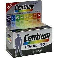 CENTRUM für Ihn 50+ Capletten 30 St PZN 10110907