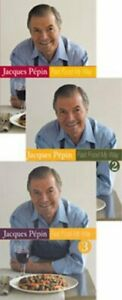 JACQUES PEPIN FAST FOOD MY WAY (6PC) NEW DVD